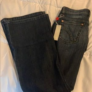 "NWT ""wife leg provocateur"" Joes Jeans"